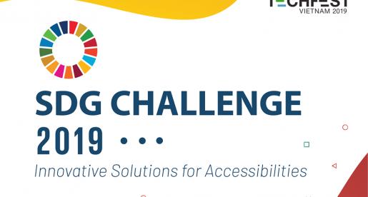 SDG Challenge 2019: Cuộc thi khởi nghiệp đầu tiên về giải pháp cho...