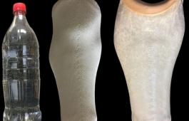 Biến chai nhựa thành tay, chân giả cho người khuyết tật