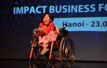 Nữ CEO Vân Nguyễn
